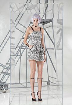 ALEXIS Colina dress