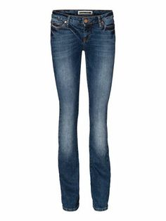 EDIE LW SLIM BOOTCUT BA907 JEANS VERO MODA Holiday Countdown contest. Pin to win the style!
