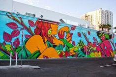 #StreetArt #Mural - by Bicicleta Sem Freio