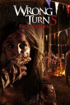 Wrong Turn 5 (2011) English BRRip 225MB 480p | Free Hd Movies Download
