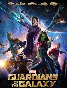 Only In The Movies: Guardians of the Galaxy (2014)