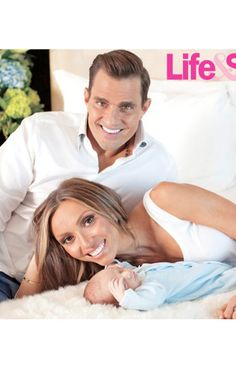 Life & Style cover shoot- Giuliana, Bill, & Duke Rancic