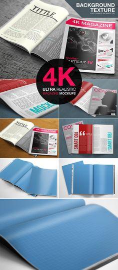 Ultra Realistic Free PSD Magazine Mockups #freepsdfiles #freepsdmockups #presentationmockups #businesscard