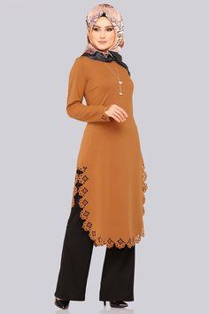 Net Fashion, Abaya Fashion, Muslim Fashion, Fashion Dresses, Womens Fashion, The Dress, High Neck Dress, Kebaya Muslim, Hijab Fashionista