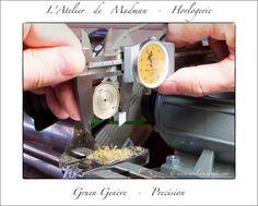 Gruen Vintage Watch - Réduction d'un millimètre du diamètre jusqu'à 27.88