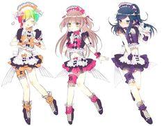 The Wolf Game, Otaku, Anime, Rainbow, Studio, Games, Rain Bow, Rainbows, Cartoon Movies