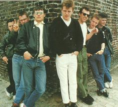 """""""Buster, he sold the heat with a rock-steady beat"""" Much Music, 80s Music, Music Icon, Skinhead Fashion, One Step Beyond, Black Comics, Teddy Boys, Rude Boy, Music People"""