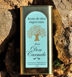 Finca Don Carmelo Extra Virgen Olive Oil  Organic, handpicked, from century old Verdiales olive trees.