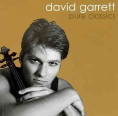 Import collection from the Classical violinist containing selections from David Garrett's Deutsche Grammophon recordings: Mozart's Violin Concertos (1995), Bach's Partita In D-Minor (1995), Tchaikovsk