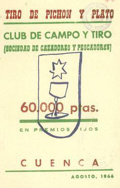San Julián 1966 Concursos de San Julián de Tiro de Pichón y Plato, del 27 al 29 de agosto