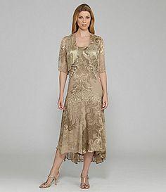 mother of bride dresses dillards