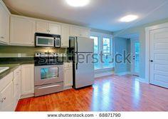 empty kitchen photos - Google Search