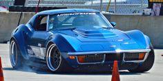2014 Goodguys Autocross Shootout '72 Stingray on Forgeline GA3R wheels.