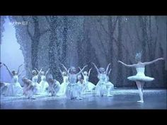 Waltz of the snowflakes - 2 very beautiful performances - YouTube
