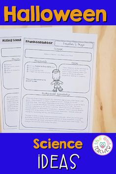 This resource is jam-packed with science experiments for your students related to Halloween activities. Your 3rd grade, 4th grade, or 5th grade student will love these Halloween science for kids labs! Click to read more about each activity! Teaching Writing, Teaching Science, Science Activities, Teaching Tips, Classroom Activities, Halloween Science, Halloween Activities, Halloween Ideas, 3rd Grade Science Experiments