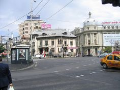 Piata Romana/Roman Square Bucharest