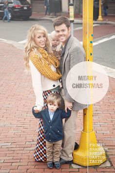 Brandon and Shelby: Merry and bright