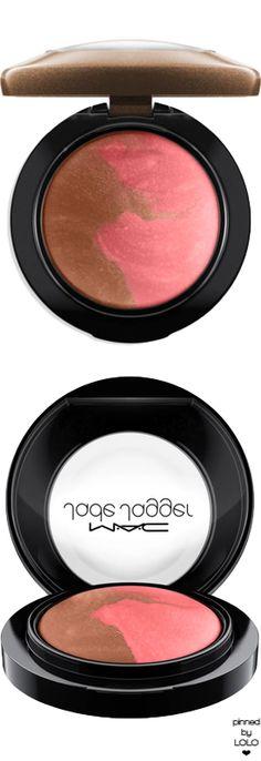 M·A·C Mineralize Blush Jade Jagger/0.10 oz..in Perfect Bronze