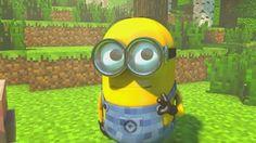 Minions Minecraft Animation Compilation 2017 - YouTube