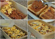 Texan Chili Cheese Bake