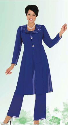 Womens 3pc Pant/Jacket Set Evening Wear, Mother of the Bride, Party Dress 12-34 #MistyLane #PantSuit