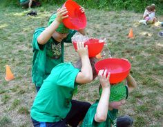 Cub Scout Game Ideas -