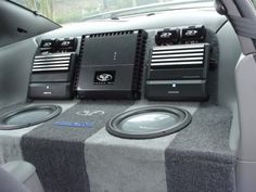 Jad gave his 2004 Ford Mustang a serious audio upgrade with gear from Crutchfield! #Alpine