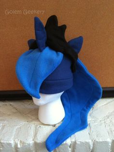 MLP: Princess Luna Fleece Hat