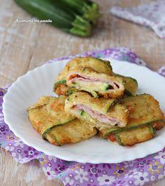 Eggplant Recipes, Antipasto, Ratatouille, Italian Recipes, Zucchini, Food And Drink, Prosciutto Cotto, Homemade, Snacks