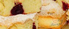 Božský babiččin smetanový koláček, který je neuvěřitelně jednoduchý   NejRecept.cz Cheesecake, Food, Cheese Cakes, Meals, Cheesecakes, Yemek, Eten