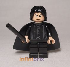 Lego Professor Snape from set 4842 Hogwarts Castle Harry Potter BRAND NEW hp100 in Toys & Games, Construction Toys & Kits, Lego | eBay