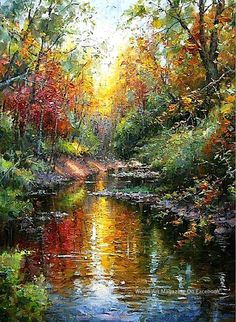 Art work of  E J Paprocki,   posted in FB page, World Arts,
