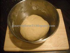 The Sweet Cuisinera: Monggo Bread ( Pan de Monggo )
