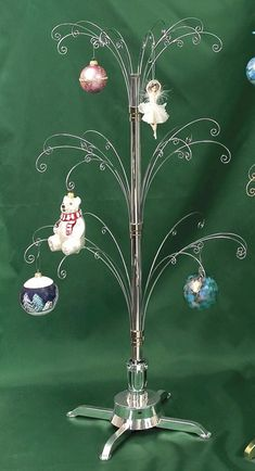 Ornament Trees - Rotating Large - 39½