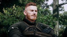 Olgierd von Everec and his good looks. #TheWitcher3 #PS4 #WILDHUNT #PS4share #games #gaming #TheWitcher #TheWitcher3WildHunt