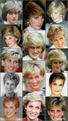 Princess Diana Revenge Dress, Princess Diana Hair, Princess Diana Wedding, Princess Diana Fashion, Princess Diana Pictures, Princess Diana Family, Royal Princess, Diana Haircut, Diana Williams