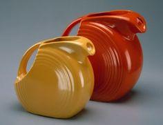 Art Deco pitchers. @Deidra Brocké Wallace