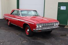 1964 Fury Sport in Plymouth