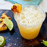 Grilled Pineapple Margarita Recipe | Confections of a Foodie Bride