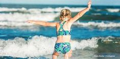 Busby Kids Enjoy Sublime Beach Day In Florida - Tv Shows Ace