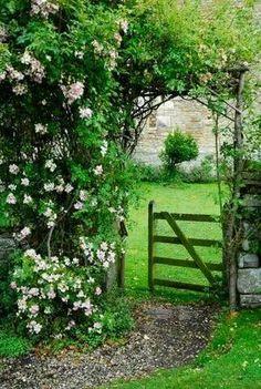 Gardens of Bolton Castle