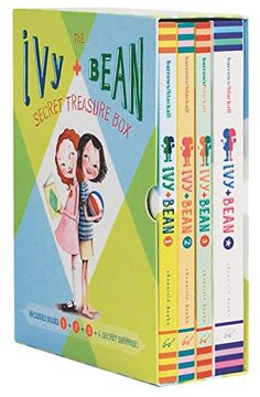 Ivy & Bean's Secret Treasure Box (Books 1-3) by Annie Barrows http://www.amazon.com/dp/0811864952/ref=cm_sw_r_pi_dp_z01-tb1SWVDMS
