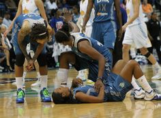 A photo album highlighting the Minnesota Lynx beating the Chicago Sky while honoring the 40th anniversary of Title IX.