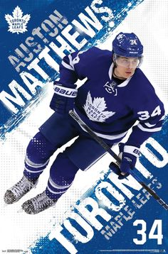 Toronto Maple Leafs Auston Matthews NHL Fridge Magnet Size x Toronto Maple Leafs Wallpaper, Wallpaper Toronto, Toronto Maple Leafs Logo, Nhl Wallpaper, Hockey Decor, Maple Leafs Hockey, Matthew 16, Sports Graphic Design, Pittsburgh Penguins Hockey