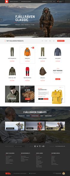 Fjällräven Re-Design Concept by Mykolas Puodžiūnas
