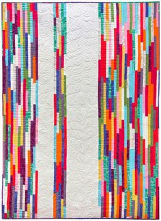 Coming Soon, Chopsticks Quilt kit by Valori Wells Pre- order --- I love this @Anne Sarah Terfurth Wells !