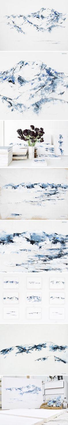 oil paintings by mya kerner