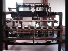 C2W13 - Industrial Revolution - 7 inventions. including loom, steam engine, and cotton gin.