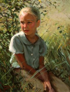 Jeffrey T. Larson is a fine artist from Wisconsin. Museum Studies, Art Studies, Minnesota, Oil Portrait, Portrait Paintings, Value In Art, Art Themes, Colorful Paintings, Artist Life