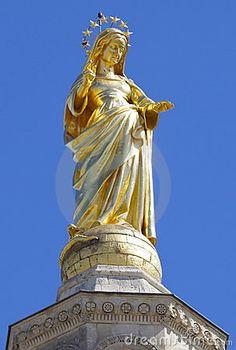 Vierge Marie à Avignon